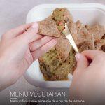 Meniu <br>Vegetarian